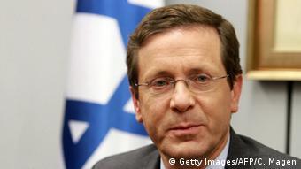 Israel Wahlen Isaac Herzog