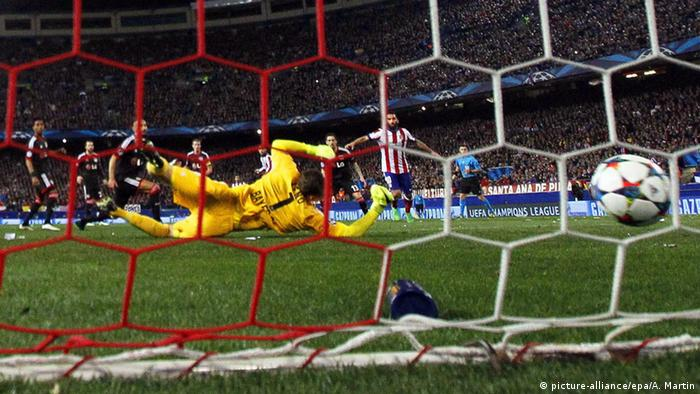 Champions League Atletico Madrid vs Bayer Leverkusen