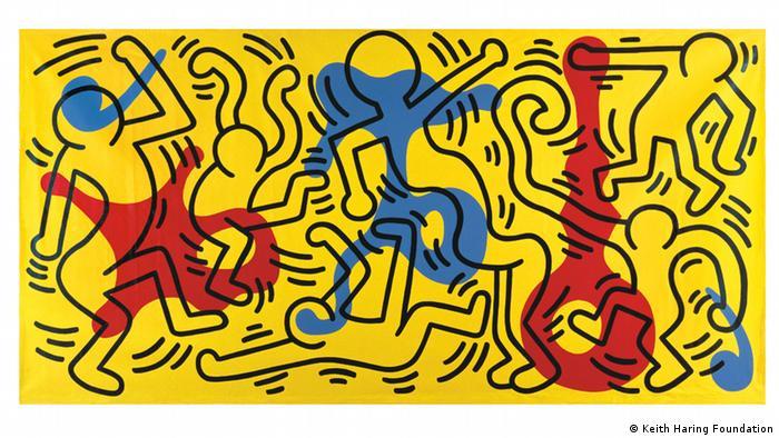 Keith Haring, o. T., 1986