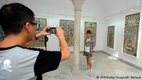 Bildergalerie Bardo Museum Tunis