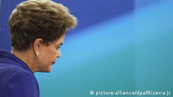 Dilma RousseffEPA/FERNANDO BIZERRA JR