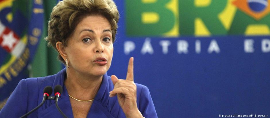 O resultado do Produto Interno Bruto (PIB) de 2014 é o pior do primeiro mandato de Dilma Rousseff