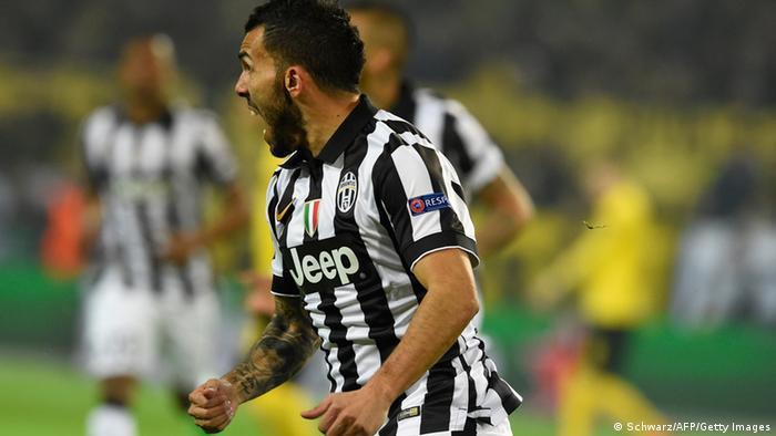Champions League Achtefinale Borussia Dortmund gegen Juventus Turin