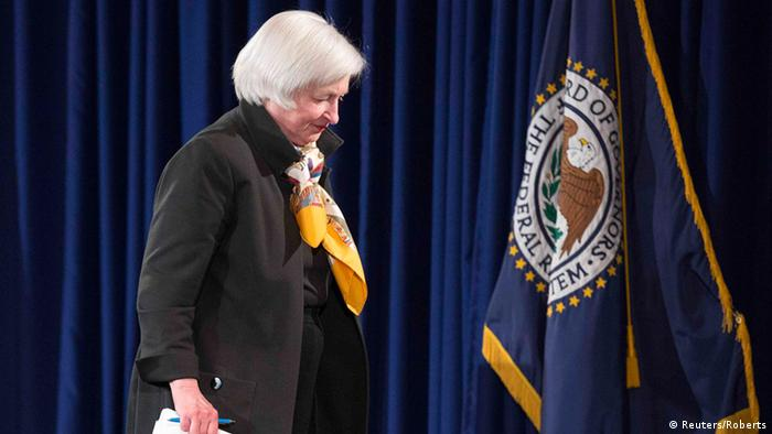 Fed's Janet Yellen