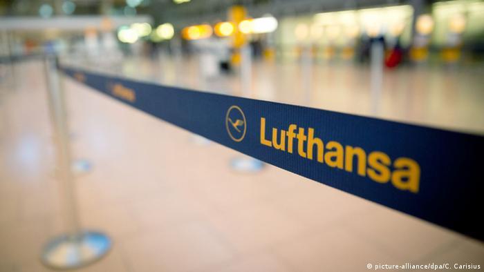 Flughafen Hamburg Lufthansa Symbolbild Streik