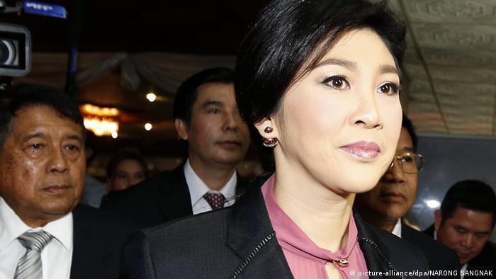 Yingluck Shinawatra Premierministerin Thailand