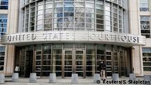 USA Gerichtsprozess gegen einen vermeintlichen Unterstützer des IS