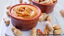Symbolbild Erdnussbutter