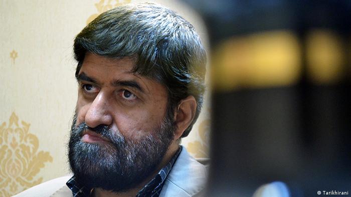 Iran Ali Motahhari Abgeordneter