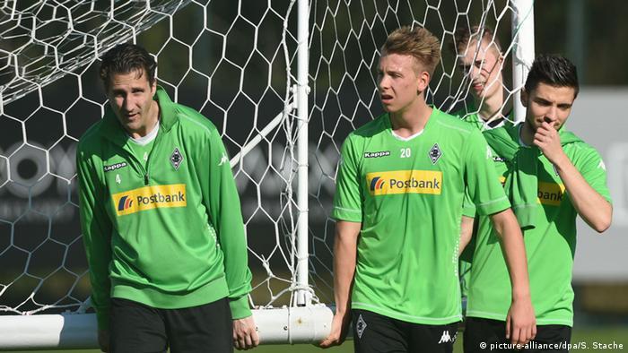 Borussia Moenchengladbach - Trainingslager