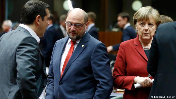 Немцы хотят канцлера Мартина