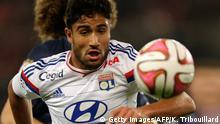 Olympique Lyon Nabil Fekir
