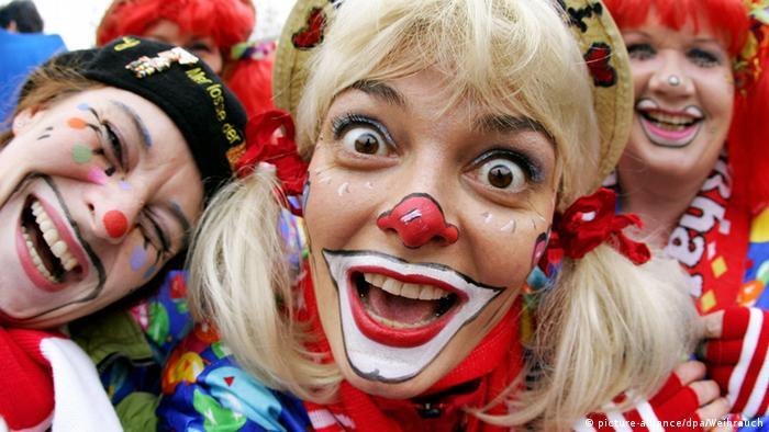 Karneval im Rheinland