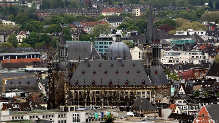 Der Dom in Aachen