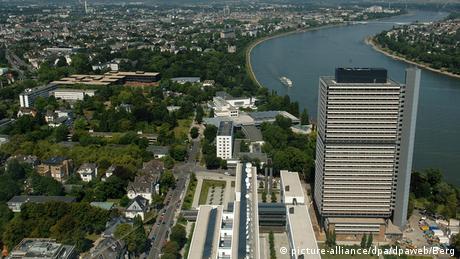 Bonn UN-Campus und Deutsche Welle