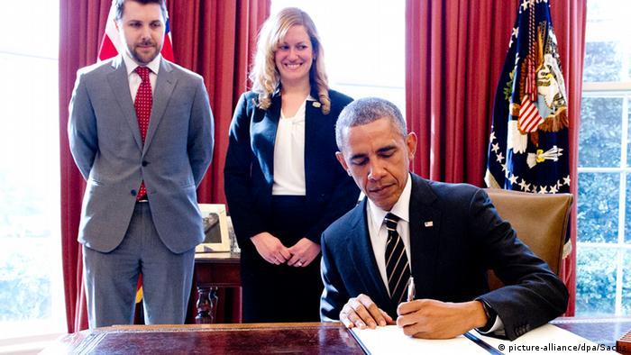 برایان دیز و شروع فعالیتش در دوره زمامداری اوباما
