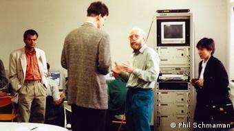 Fortbildung für Audio- und Hörfunktechniker Deutsche Welle