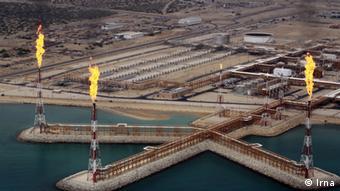 «اروپا میتواند روی ایران به عنوان یک گزینه گازی در برابر روسیه حساب کند»