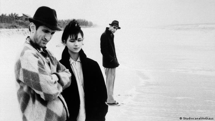 Jim Jarmusch Film Stranger than Paradise