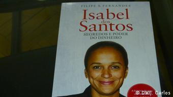 Isabel dos Santos (Buchcover)