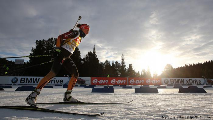 Biathlon Weltmeisterschaft Laura Dahlmeier