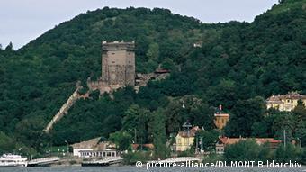 Burg von Visegrad