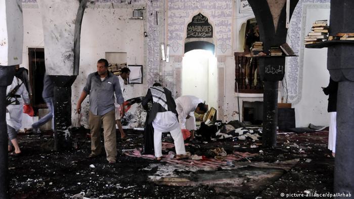 После терактов в Йемене
