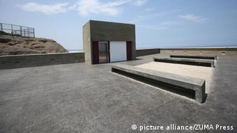 Peru Gedenkstätte Lugar de la Memoria (Foto: Picture-alliance/ZUMA Press)