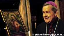Juan Barros, obispo de la diócesis de Osorno, ubicada en el sur de Chile.