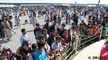 Afghanistan Landwirtschaft Messe in Kabul