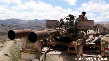 Jemen Tais Kämpfe mit Huthi Miliz