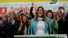 Sozialisten gewinnen Regionalwahl in Andalusien