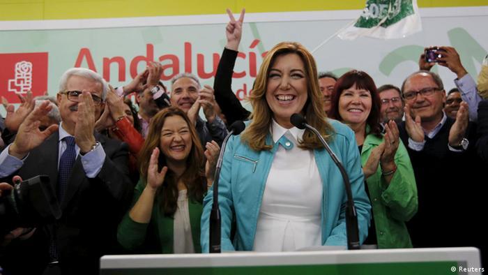 Sozialisten gewinnen Regionalwahl in Andalusien (Reuters)