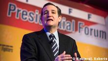 USA Senator Ted Cruz