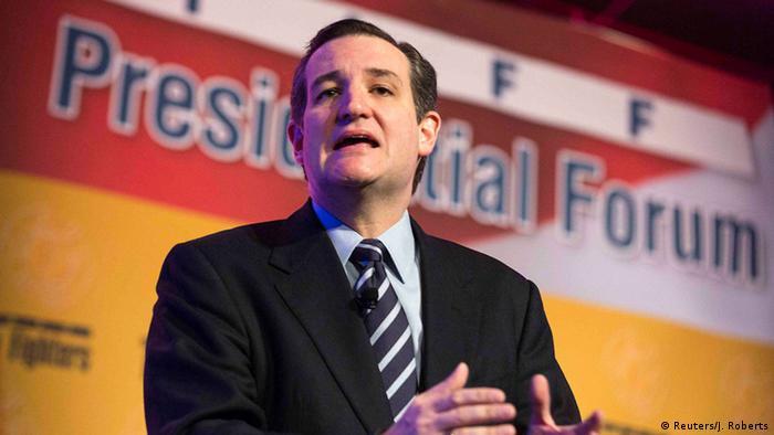 USA Senator Ted Cruz