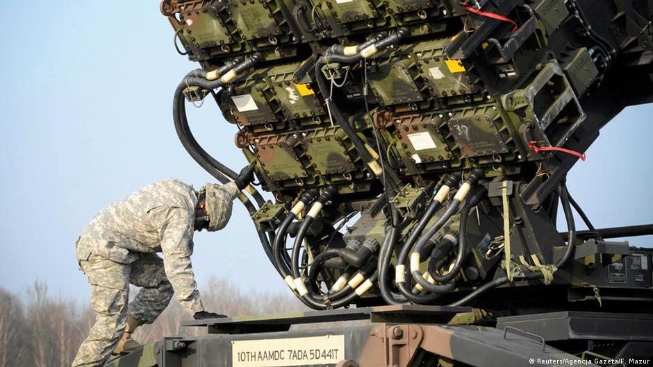 NATO implementing biggest defense reinforcement since Cold War | DW | 18.06.2015