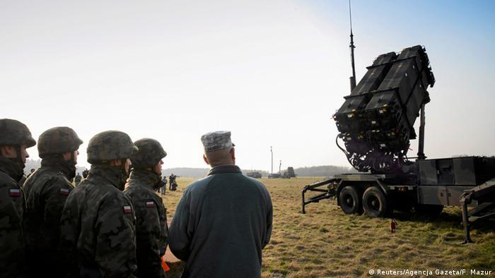 В Восточной Европе стартовали масштабные военные учения