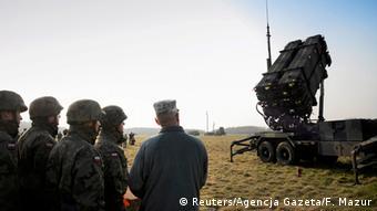 Ракетный комплекс Patriot в Польше