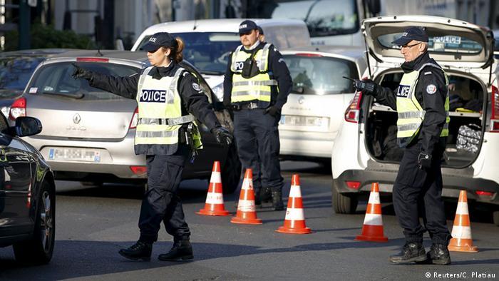 Frankreich Autoverkehr in Paris drastisch eingeschränkt