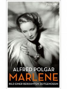 Buchcover Marlene von Alfred Polgar (Foto: Verlag)
