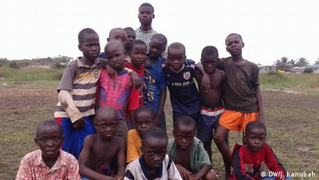 Afrika Ebola in Liberia
