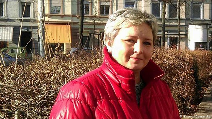 Die polnische Hausmeisterin Agatha J.