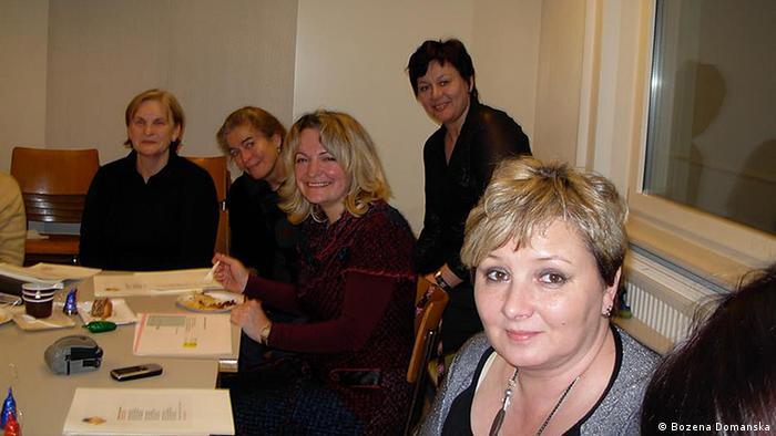 Polnische Pflegerinnen in der Schweiz