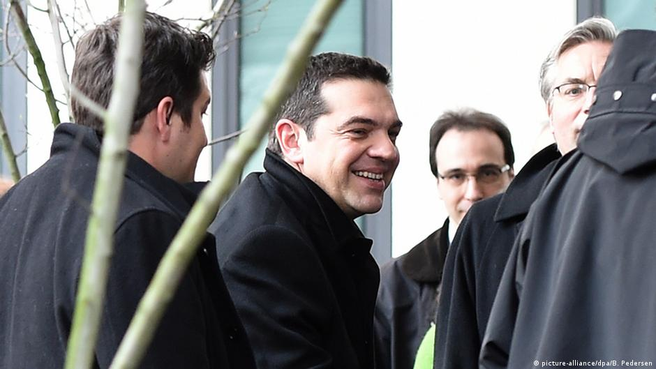 Tsipras to meet Germany's opposition left | DW | 24.03.2015