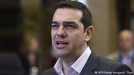 Alexis Tsipras in Brüssel