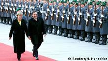 Berlin Merkel empfängt Tsipras