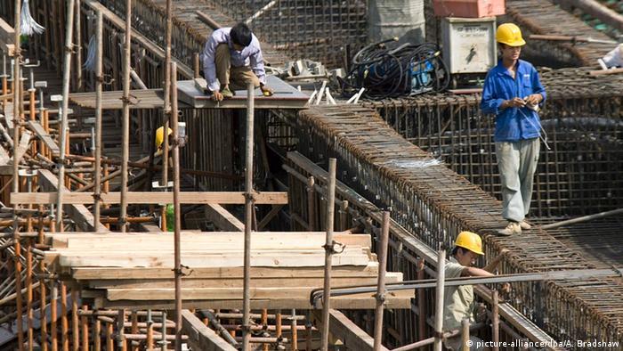 Infrastrukturprojekte in China