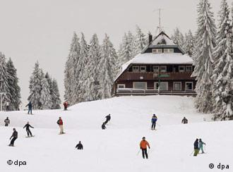 Germany offers plenty of places to ski for both the demanding and easy-to-please