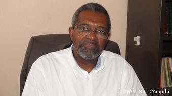 Angola Anwalt Luís do Nascimento