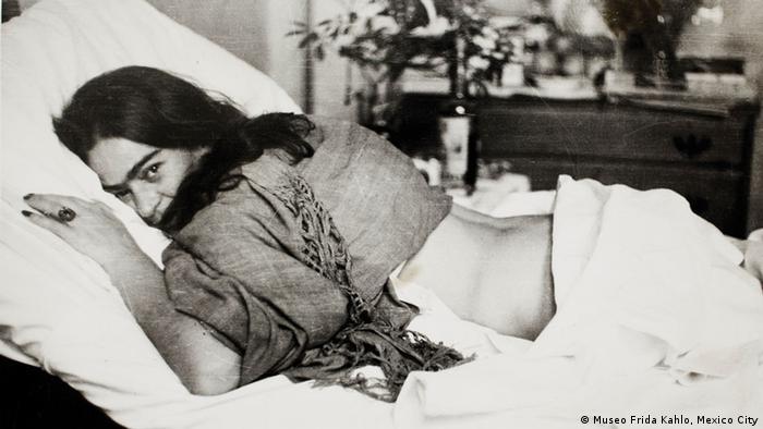 Austellung Frida Kahlo - Ihre Fotos (Museo Frida Kahlo, Mexico City)